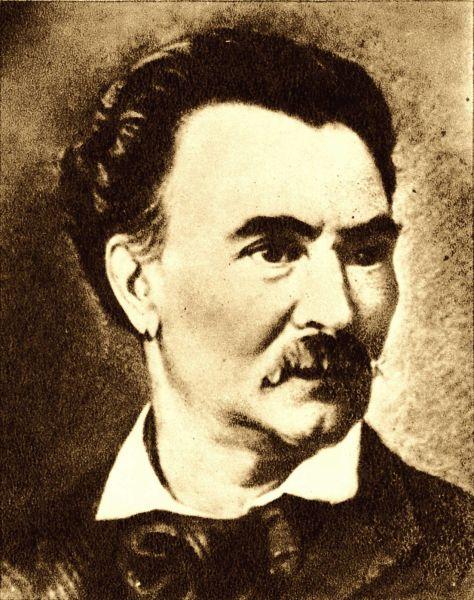 Costache Caragiale (n.29 martie 1815 - d.13 februarie 1877) a fost un actor român, dramaturg şi profesor de artă dramatică - foto preluat de pe ro.wikipedia.org