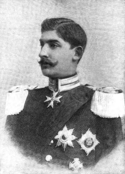 Principele Ferdinand în anul căsătoriei, 1893 - foto preluat de pe ro.wikipedia.org