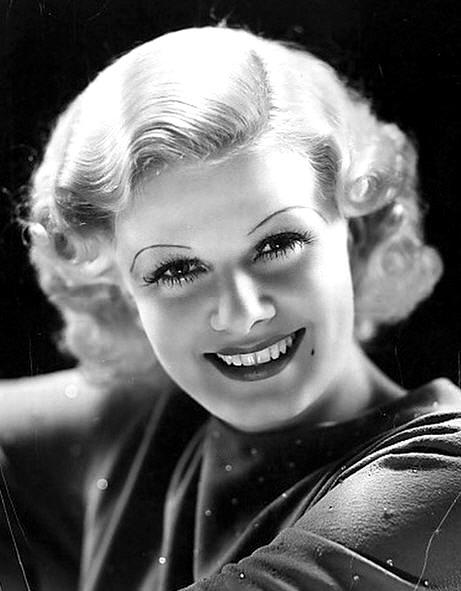 Jean Harlow (n. Harlean Harlow Carpenter; 3 martie 1911 – 7 iunie 1937) a fost o actriță americană de film și un sex simbol al anilor '30 - foto preluat de pe ro.wikipedia.org