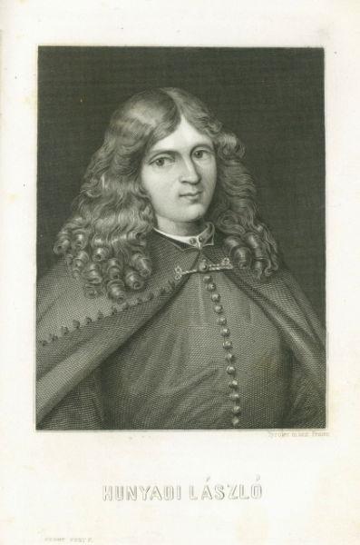 Ladislau Huniade (în maghiară László Hunyadi) (n.1433 – † 16 martie 1457), a fost fiul lui Ioan Huniade, comandant de oști și nobil maghiar - foto preluat de pe ro.wikipedia.org