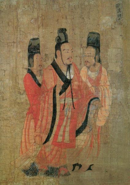 Emperor Zhao of Han - foto preluat de pe en.wikipedia.org