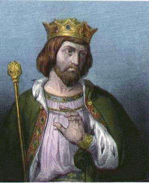 Robert al II-lea (franceză Robert II le Pieux) (27 martie 972 - 20 iulie 1031) a fost rege al francilor - foto preluat de pe ro.wikipedia.org
