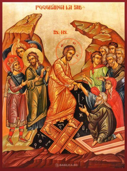 Învierea Domnului (Sfintele Paști) - foto preluat de pe basilica.ro