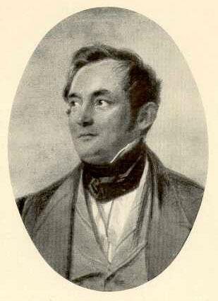 Carl Adolph von Basedow (n. 28 martie 1799 - d. 11 aprilie 1854) a fost medic german, celebru pentru descrierea simptomelor bolii care va fi denumită ulterior Boala Basedow-Graves - foto preluat de pe ro.wikipedia.org