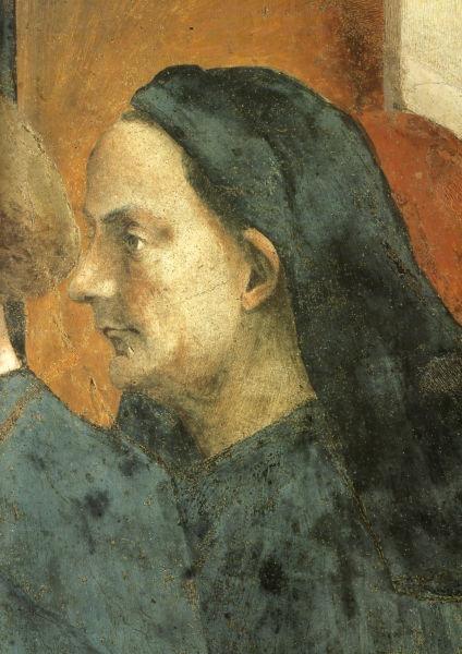 Filippo Brunelleschi (Filippo di ser Brunellesco Lapi), (n. 1377 - d. 15 aprile 1446 Florenţa) a fost un bijutier, inginer constructor, arhitect şi sculptor florentin, unul dintre promotorii Renaşterii italiene timpurii - (Masaccio - capela Brancacci, Catedrala San Pietro) foto preluat de pe ro.wikipedia.org