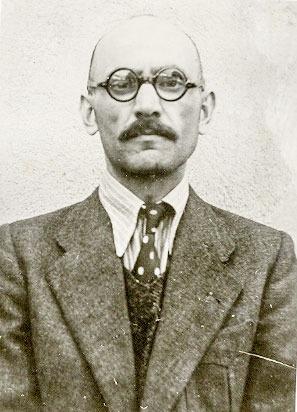 Iov Volănescu (n.12 aprilie 1903 - d. 19 ianuarie 1976) Ieromonahul de la Mănăstirea Hodoş-Bodrog, martir al Bisericii sub persecuţia comunistă - foto preluat de pe www.marturisitorii.ro