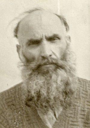 Părintele Iov Volănescu (n.12 aprilie 1903 - d. 19 ianuarie 1976) Ieromonahul de la Mănăstirea Hodoş-Bodrog, martir al Bisericii sub persecuţia comunistă - foto preluat de pe www.marturisitorii.ro