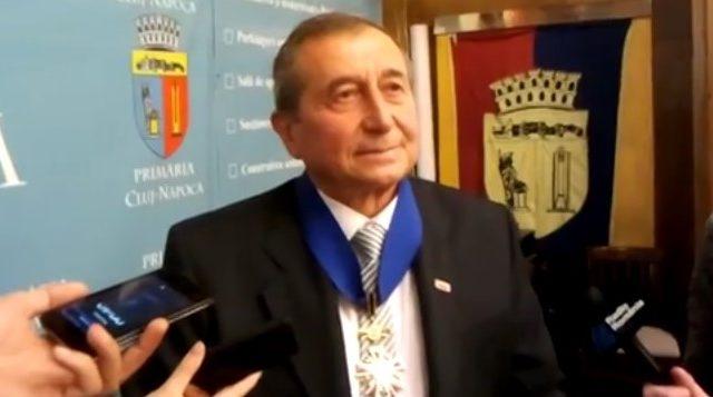 Iulius Filip este un dizident anticomunist și fost deținut politic român - foto preluat de pe www.g4media.ro