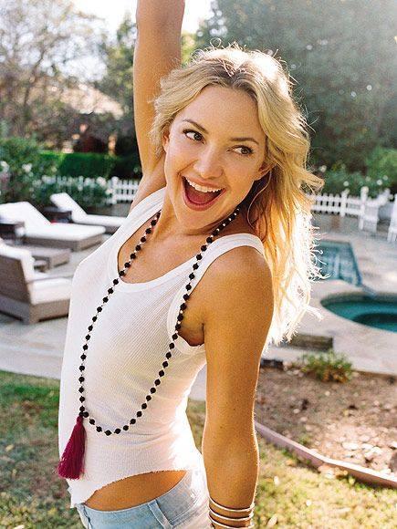 Kate Garry Hudson (n. 19 aprilie 1979) este o actriță americană, devenită celebră în 2001 după câștigarea premiului Globul de Aur pentru cea mai bună actriță în rol secundar pentru rolul din filmul Almost Famous. După această performanță, ea a jucat în filme ce îi vor crește faima, precum How to Lose a Guy in 10 Days (2003), Raising Helen (2004), The Skeleton Key (2005), You, Me and Dupree (2006), Fool's Gold (2008), Bride Wars (2009) și The Reluctant Fundamentalist (2012) - foto preeluat de pe www.facebook.com