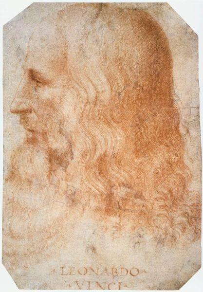 Leonardo di ser Piero da Vinci (n. 15 aprilie 1452, Vinci - d. 2 mai 1519, Amboise), cunoscut sub numele de Leonardo da Vinci, a fost cel mai de seamă reprezentant al Renaşterii italiene din perioada de apogeu a acesteia - (portret de Francesco Melzi) foto preluat de pe ro.wikipedia.org