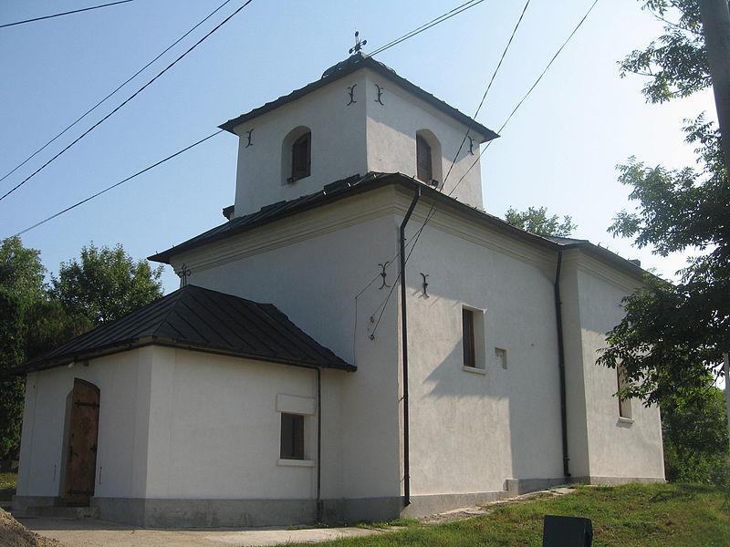 Mănăstirea Podgoria Copou - foto preluat de pe ro.wikipedia.org