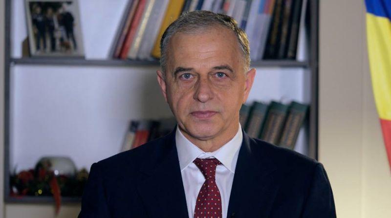 Mircea Dan Geoană (n. 14 iulie 1958, București) este un politician român, președinte al Partidului Social Românesc, formațiune pe care a fondat-o în aprilie 2015 - foto preluat de pe www.facebook.com