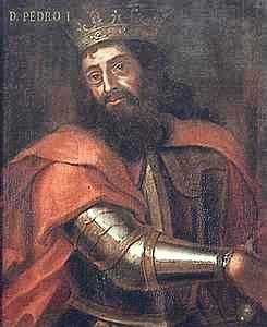 Petru I al Portugaliei (n. 8 aprilie 1320 – d. 18 ianuarie 1367), supranumit cel Just (portugheză: o Justiceiro), a fost al optulea rege al Portugaliei, din 1357 până la moartea sa - foto preluat de pe ro.wikipedia.org