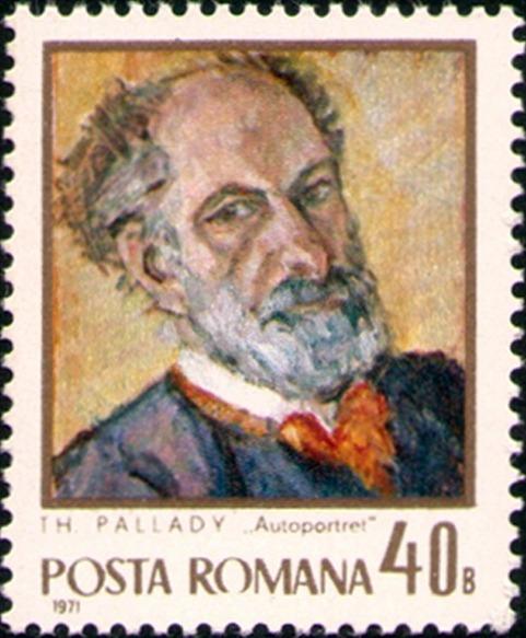 Theodor Pallady (n. 11/23 aprilie 1871, Iaşi - d. 16 august 1956, Bucureşti) a fost un pictor român - foto preluat de pe ro.wikipedia.org
