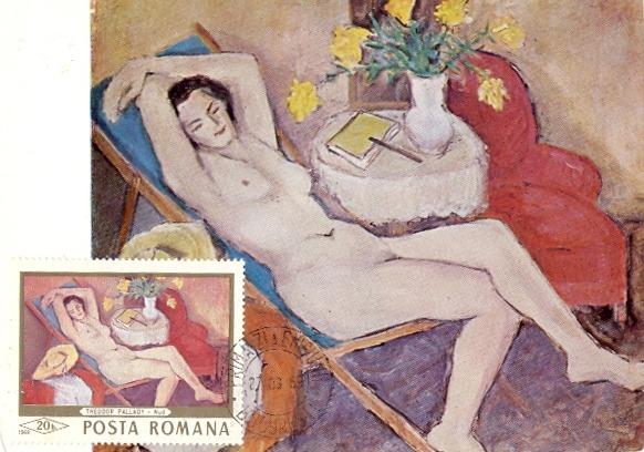 Nude - Theodor Pallady - foto preluat de pe en.wikipedia.org