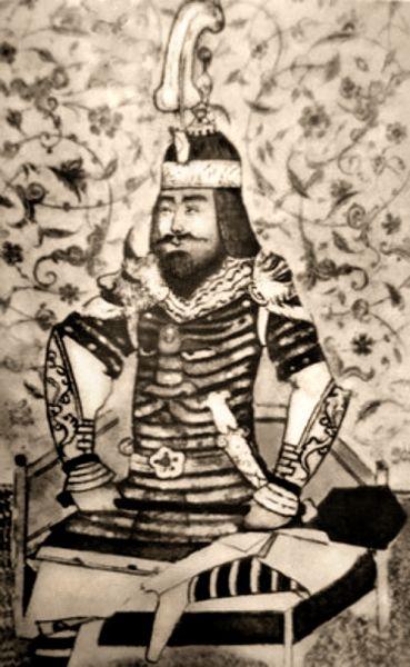 Timur Lenk, Tamerlan, (n.  8 aprilie 1336 – d. 18 februarie 1405) a fost un cuceritor mongol, întemeietorul unui imperiu cu capitala la Samarkand (astăzi în Uzbekistan) şi al dinastiei timuride, care a durat până în 1507 - foto preluat de pe ro.wikipedia.org
