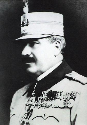 Traian Moşoiu (n. 2 iulie 1868 la Tohanul Nou - d. 15 august 1932, Bucureşti) a fost un general român în Armata Română, în perioada 1918 - 1919, care a participat la eliberarea Transilvaniei. În perioada 2 martie 1920 - 12 martie 1920 a fost şi ministru de Război - foto preluat de pe ro.wikipedia.org