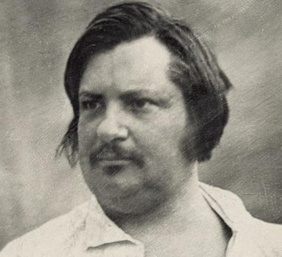 Honoré de Balzac (n. 20 mai 1799, Tours, Franța – d. 18 august 1850, Paris, Franța) a fost un romancier, critic literar, eseist, jurnalist și scriitor francez (Daguerreotype taken in 1842) - foto preluat de pe en.wikipedia.org