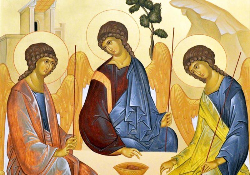 Sfânta Treime - foto preluat de pe ziarullumina.ro