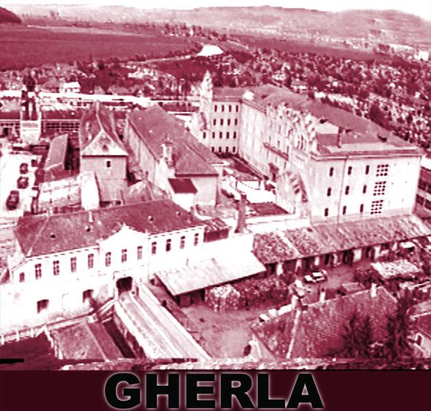 """Închisoarea din Gherla. imagine preluată din """"Memorialul Durerii"""", film realizat de Lucia Hossu-Longin - foto preluat de pe www.memorialsighet.ro"""