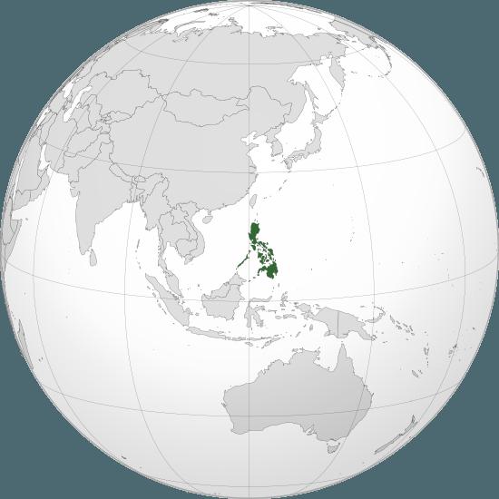 Filipine este o țară insulară în Asia de Sud-Est, în Oceanul Pacific, cuprinzând arhipelagul cu același nume - foto preluat de pe ro.wikipedia.org