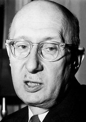 Georg von Békésy (Békésy György) (n. 3 iunie 1899 - d. 13 iunie 1972) a fost biofizician maghiar, cunoscut pentru cercetările sale asupra cohleei, pentru care i s-a decernat Premiul Nobel pentru Medicină și Fiziologie - foto preluat de pe ro.wikipedia.org