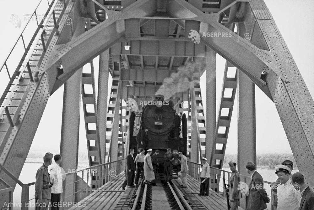 Podul Prieteniei Giurgiu-Ruse - foto preluat de pe www.agerpres.ro