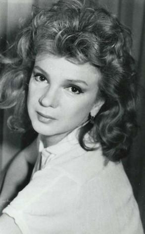 Gabriela-Aimée Iacobescu (n. 1 iulie 1946, Unguriu, Buzău, România – d. 27 martie 2018, București, România) a fost o actriță română - foto preluat de pe ro.wikipedia.org