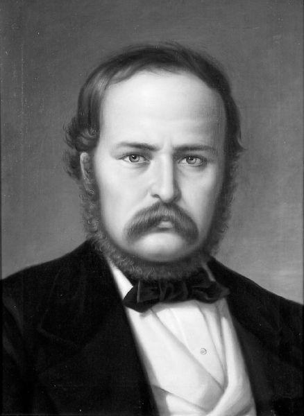 Andrei Mureşanu, scris şi Mureşianu, (n. 16 noiembrie 1816, Bistriţa - d. 12 octombrie 1863, Braşov) a fost un poet şi revoluţionar român din Transilvania - foto preluat de pe ro.wikipedia.org