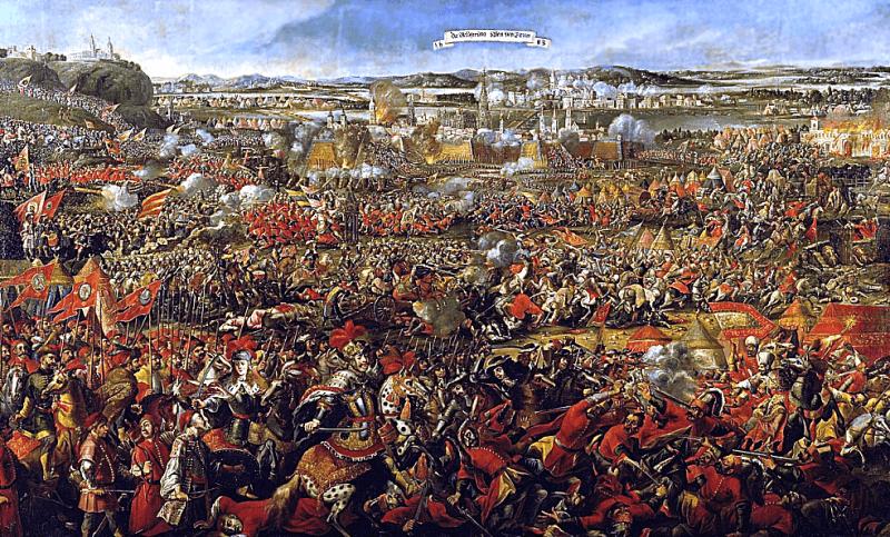 Bătălia de la Viena, 12 septembrie 1683 - foto preluat de pe ro.wikipedia.org