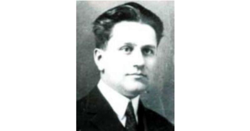 Constantin Balmuș (n. 25 mai 1898, Murgeni, Vaslui - d. 13 iulie 1957, București) a fost un filolog român, specialist în limbile clasice, membru titular al Academiei Române - foto preluat de pe www.ziarulevenimentul.ro