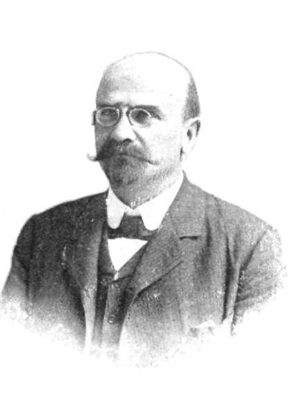 Ludovic Mrazec (n. 17 iulie 1867, Craiova - d. 9 iunie 1944, Bucureşti) a fost un om de ştiinţă român, specialist în geologie şi în exploatarea petrolului, membru titular al Academiei Române şi preşedinte al acesteia între 1932-1935 - foto preluat de pe ro.wikipedia.org