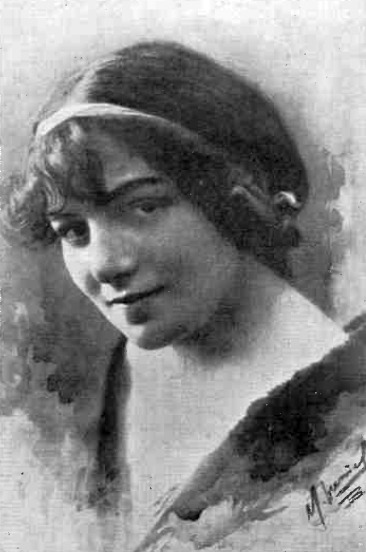 Marioara Voiculescu (n. 9 iulie 1885, Bucureşti - d. 3 martie 1976, Bucureşti) a fost o actriţă şi regizoare română - foto preluat de pe ro.wikipedia.org