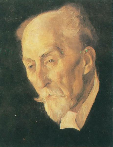 Otto Koloman Wagner (n. Penzing, 13 iulie 1841 – d. Viena, 11 aprilie 1918) a fost un arhitect și planificator urban austriac. Stilul său aparține de Art Nouveau - foto preluat de pe ro.wikipedia.org