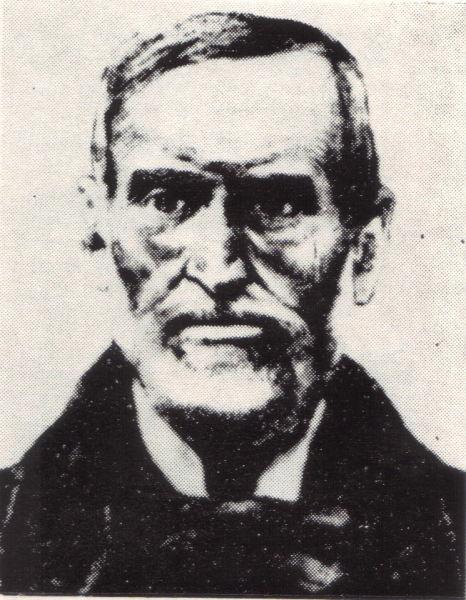 Simion Bărnuţiu (n. 21 iulie 1808, Bocşa, Sălaj - d. 28 mai 1864, Sânmihaiu Almaşului) a fost un om politic român, istoric, filozof, şi profesor universitar, unul dintre principalii organizatori ai Revoluţiei de la 1848 în Transilvania - foto preluat de pe ro.wikipedia.org