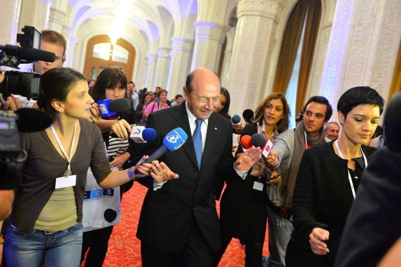 Traian Băsescu în octombrie 2012 - foto preluat de pe ro.wikipedia.org
