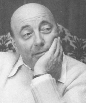 Marcel Carne (n. 18 august 1906 - d. 31 octombrie 1996) regizor francez, reprezentant al realismului poetic - foto preluat de pe en.wikipedia.org