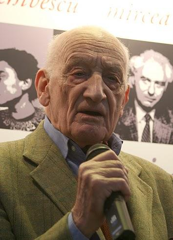 Neagu Bunea Djuvara, cunoscut ca Neagu Djuvara (n. 18/31 august 1916, Bucureşti, România – d. 25 ianuarie 2018, Bucureşti, România), a fost un diplomat, filosof, istoric, jurnalist şi romancier român - foto preluat de pe ro.wikipedia.org