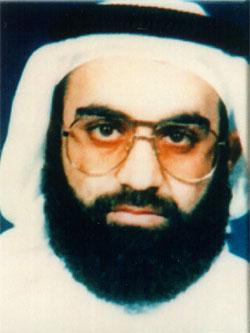 Khalid Sheikh Mohammed in 2001 - foto preluat de pe en.wikipedia.org