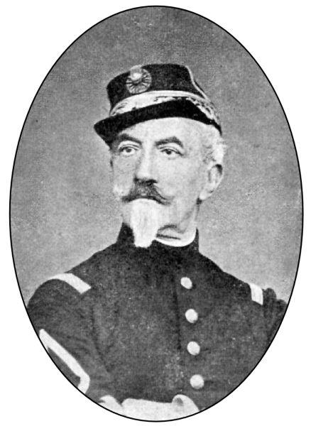 Nicolae Constantin Golescu (n. 1810, Câmpulung Muscel - d. 10 decembrie 1877, București) a fost un om politic și prim-ministru al României în 1868 - foto preluat de pe ro.wikipedia.org