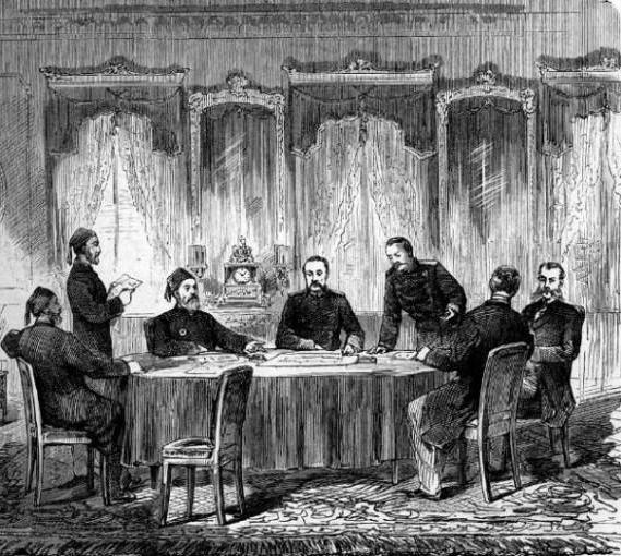 Tratatul de pace de la Adrianopol (2/14 septembrie 1829) - foto preluat de pe fehrplay.com