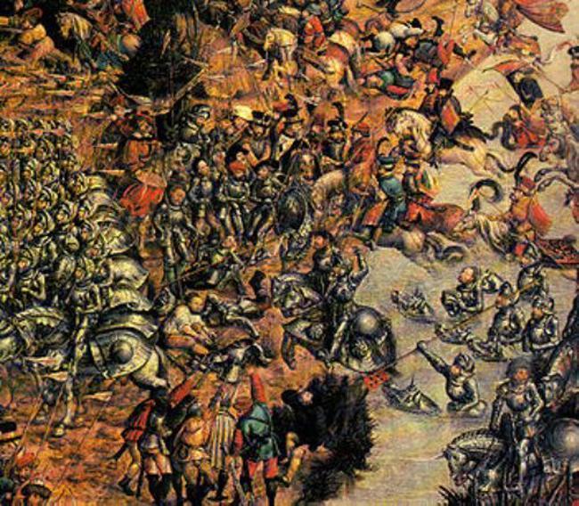 Bătălia de la Codrii Cosminului (26 octombrie 1497) - Parte din Războaiele Moldoveano-Polone - foto preluat de pe doxologia.ro