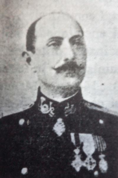 Dumitru I. Cocorăscu ortografiat și Dimitrie (n. 20 februarie 1861 - d. ?) a fost unul dintre generalii Armatei României din Primul Război Mondial. A îndeplinit funcții de comandant de brigadă și comandant de divizie în campania anului 1916 - foto preluat de pe ro.wikipedia.org