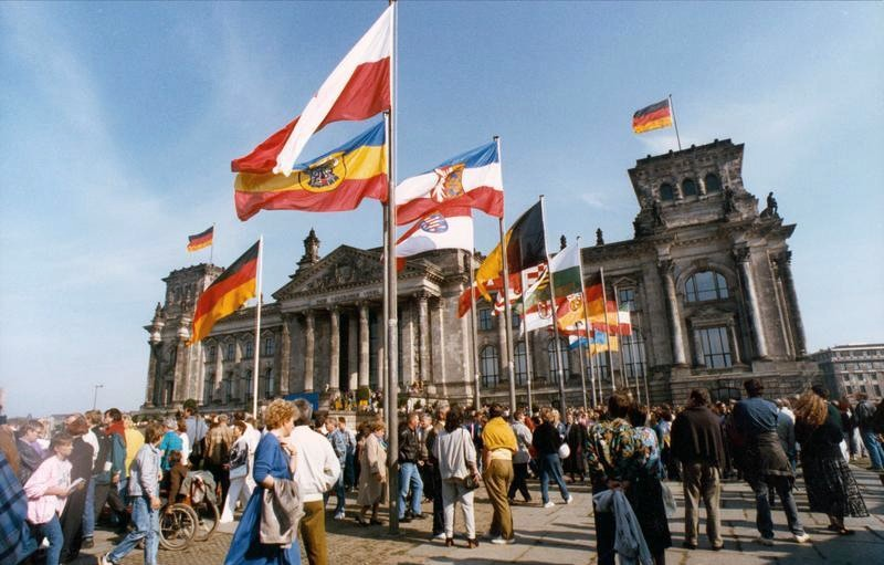 1990 Day of German Unity - foto preluat de pe en.wikipedia.org