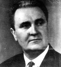 Alexandru Mitru (n. 6 noiembrie 1914, Craiova, România – d. 19 decembrie 1989, Bucureşti, RS România) a fost un prozator român, autor de literatură pentru copii şi tineret - foto preluat de pe ro.wikipedia.org