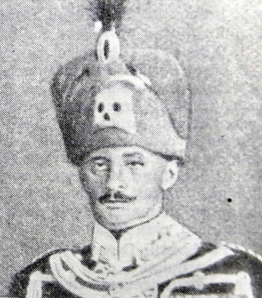 Eberhard von Schmettow (n. 17 septembrie 1861, Halberstadt, Germania – d. 31 ianuarie 1935, Görlitz) a fost unul dintre generalii armatei Germaniei din Primul Război Mondial. A îndeplinit funcțiile de comandant al Diviziei 9 Cavalerie, Diviziei 8 Cavalerie și Diviziei 115 Cavalerie. A îndeplinit funcția de comandant al Corpului de Cavalerie în campania acestuia din România, din anii 1916-1917 - foto preluat de pe ro.wikipedia.org