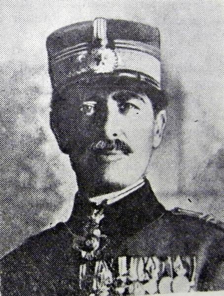Ioan I. Anastasiu sau Ion I. Anastasiu (n. 10 iunie 1864 - d. 1946) a fost unul dintre generalii Armatei României din Primul Război Mondial. A îndeplinit funcţia de comandant de divizie în campaniile anilor 1916 şi 1917 - foto preluat de pe ro.wikipedia.org
