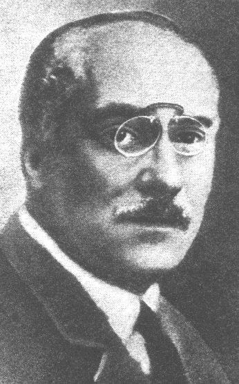 Ion Gheorghe Duca, adesea I. G. Duca sau Ion G. Duca / Ion Gh. Duca (n. 20 decembrie 1879, București - d. 29 decembrie 1933, Sinaia) a fost un om politic liberal român. A fost inițiat în francmasonerie, când se afla la studii în Franța. A deținut funcțiile de ministru al educației (1914-1918), ministru al agriculturii (1919-1920), ministru al afacerilor externe (1922-1926), ministru al afacerilor interne (1927-1928), și prim-ministru al României între 14 noiembrie și 30 decembrie 1933, la această ultima dată fiind asasinat de așa-numiții Nicadori din cauza eforturilor sale de a stăvili Mișcarea Legionară - foto preluat de pe ro.wikipedia.org