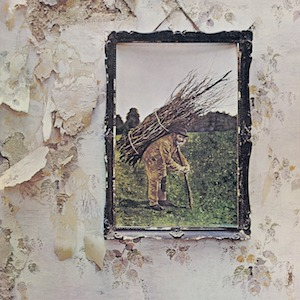 Led Zeppelin IV (Untitled - Studio album by Led Zeppelin) - foto preluat de pe en.wikipedia.org