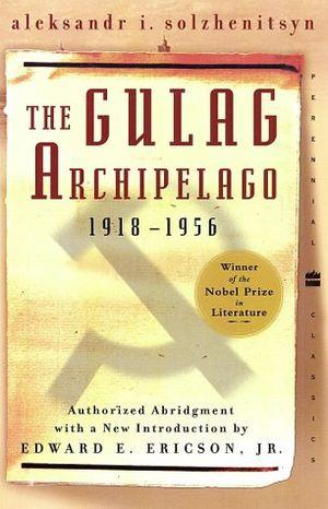 """""""Arhipelagul Gulag"""" este o carte scrisă de Aleksandr Soljenițîn, care tratează subiectul sistemului de lagăre de concentrare și muncă silnică sovietic - foto preluat de pe ro.wikipedia.org"""